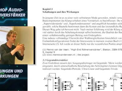 """Gratis für Elektor-Leser: Videokurs """"Audio-Röhrenverstärker"""" (Teil 3)"""