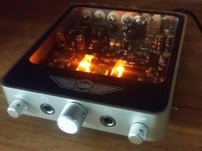 Kickstart eines Röhrenverstärkers mit 2 x 50W