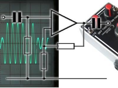 Audio-Burst-Generator im Selbstbau