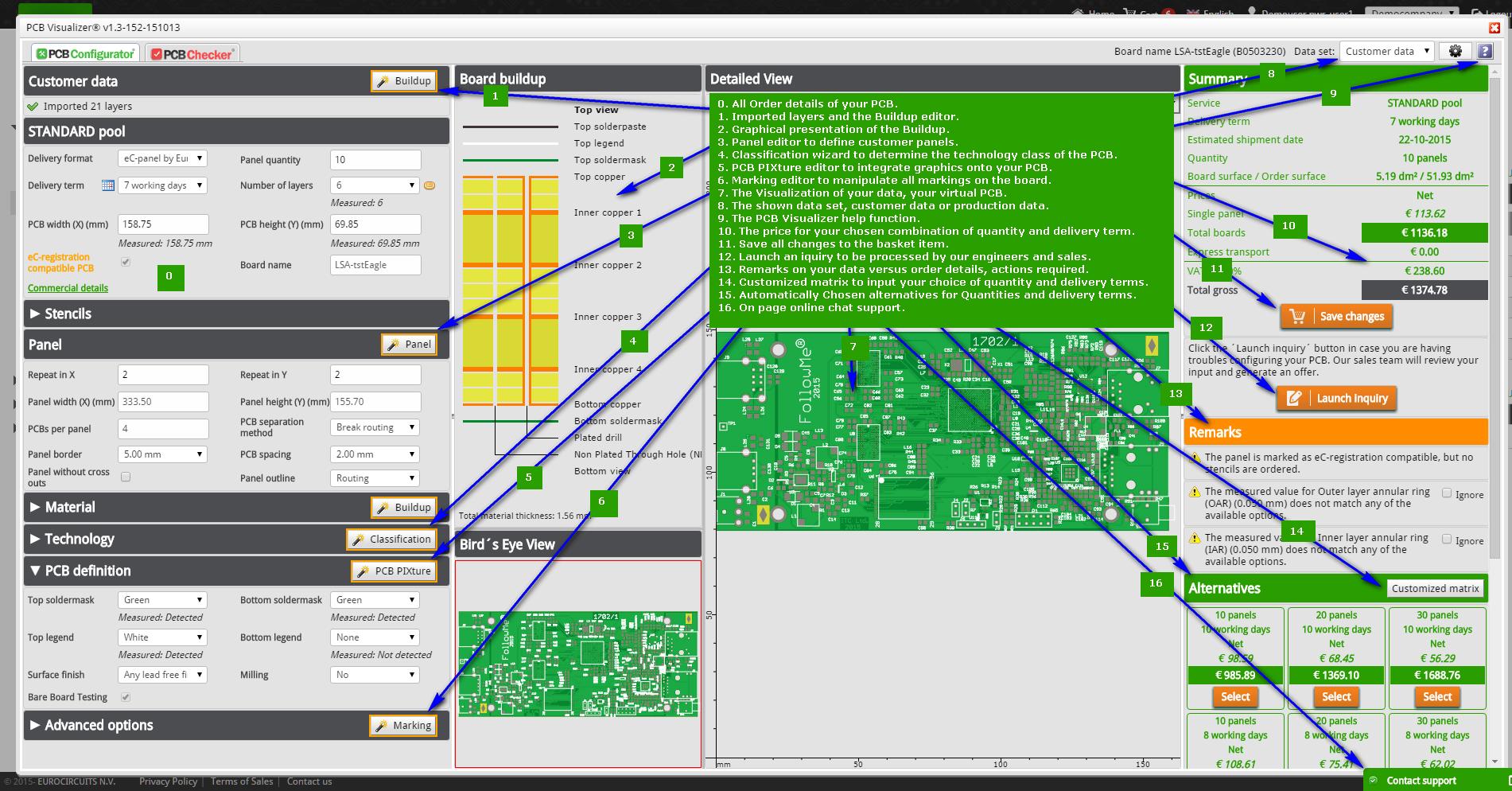 """Warum den """"PCB Visualizer"""" verwenden?"""