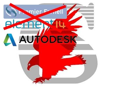 CadSoft & Eagle jetzt in den Händen von Autodesk