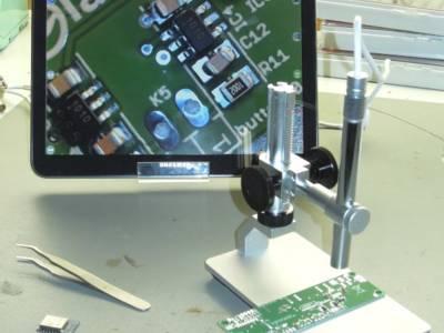 Review: Andonstar, das USB-Mikroskop