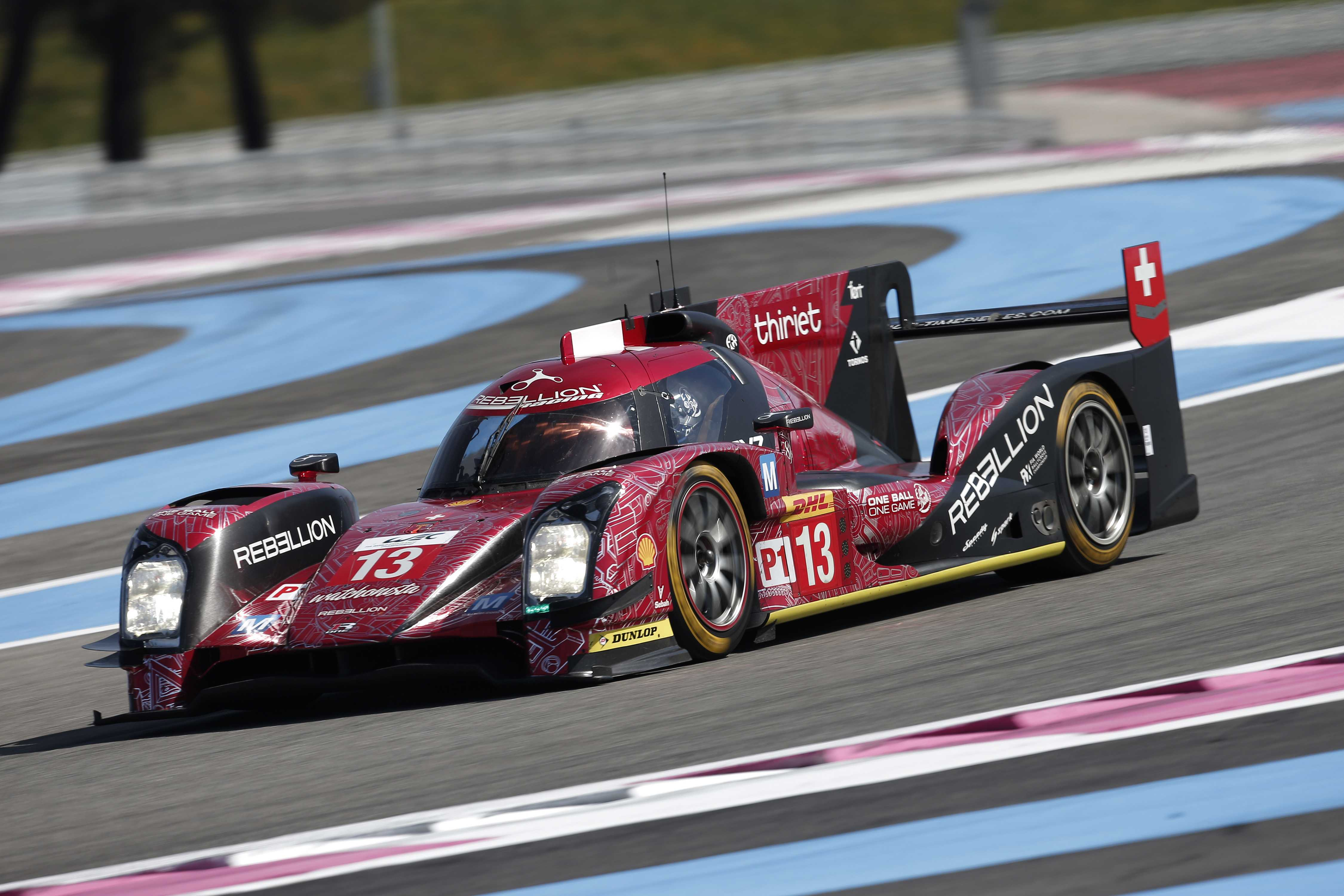 Expectations are high as the Mouser Electronics-sponsored Rebellion Racing team prepares for the inaugural 6 Hours of Mexico.