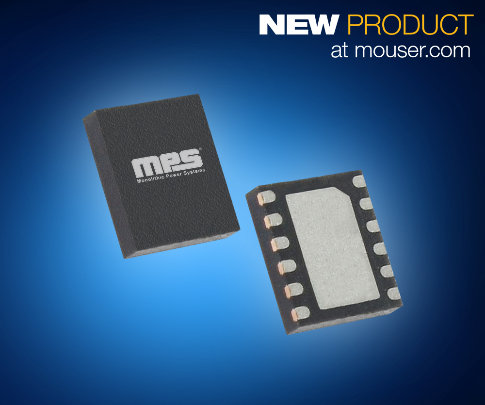 The MPS Monolithic Power Modules are high-frequency, synchronous, rectified, step-down, switch-mode converters with built-in power MOSFETs and integrated inductors.