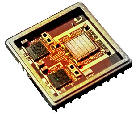 Kondensatoren aus 3D-Silizium