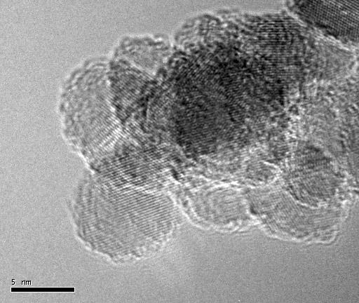 Löcher im Valenzband von Nanodiamanten