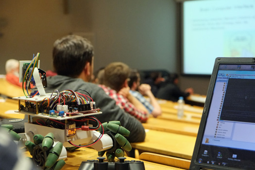 Maker-Treffen: Pi and More