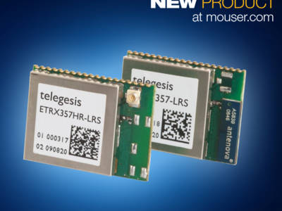 The Silicon Labs Telegesis ETRX35x modules are complete, fully certified wireless modules that integrate the antenna and provide a pre-certified radio frequency (RF) design.