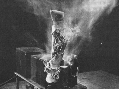 Elektronik mit Knalleffekt: der explosive Elko!