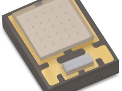 Miniatur-UV-LED mit hoher Leistungsdichte