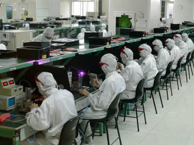 Fabrik im chinesischen Shenzen. Steve Jurvetson, Menlo Park, USA