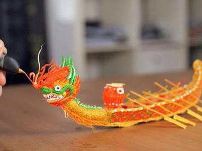 3Doodler: Manueller 3D-Drucker?