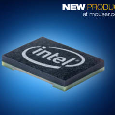 Mouser Now Stocking the Low-Power Intel® Curie™ Module for Wearable and Edge Devices