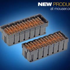 Molex NeoPress High-Speed Mezzanine System Now at Mouser