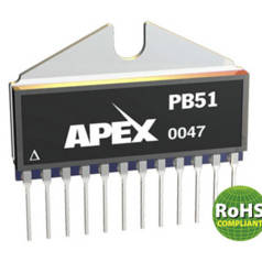 Power-Booster für Opamps von Apex