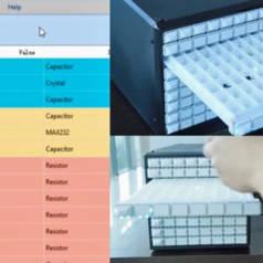"Chipseasy: Bauteile ""elektronisch"" sortieren"