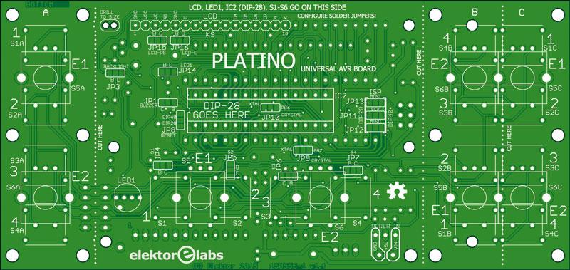 Platino – die neue Version