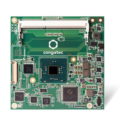 Neue congatec COM Express Compact Module mit Intel® Pentium® und Celeron® Prozessoren