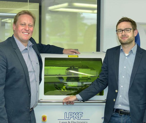 Stephan Krause (links) und Malte Fengler (rechts) werden auch in ihren neuen Funktionen eng zusammenarbeiten
