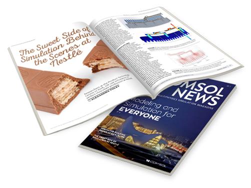 COMSOL News 2015 präsentiert aktuelle Anwendungen aus dem Bereich multiphysikalische Simulation und gibt erste detaillierte Einblicke in die Nutzung der neu eingeführten Simulations-Apps