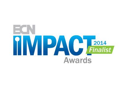 Anaren Integrated Radio (AIR) module featuring bluetooth® smart technology selected as ECN Impact Awards finalist