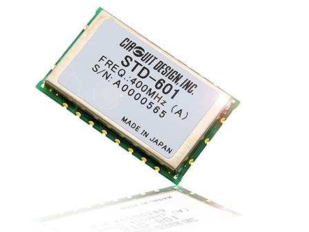 Kompakter Multiband-Transceiver für Telemetrie- und Fernsteuerungsapplikationen in der Industrie