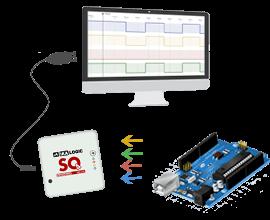 Why we don't use a logic analyzer probe to capture analog waveforms