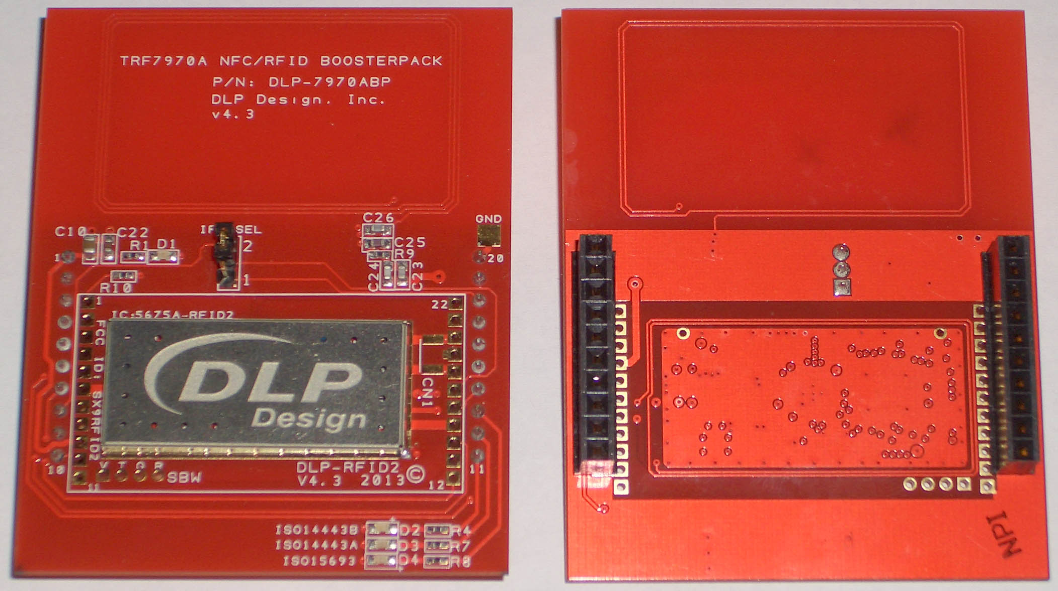 DLP-7970ABP RFID BoosterPack