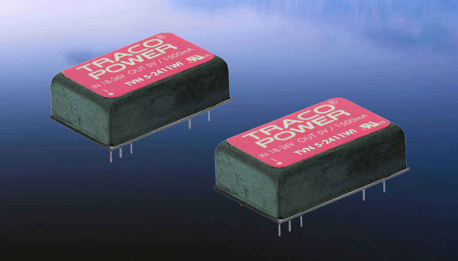 Low noise DC/DC-Converter