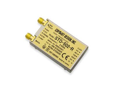 2,4 GHz Funktransceiver-Modul für Industrieanwendungen