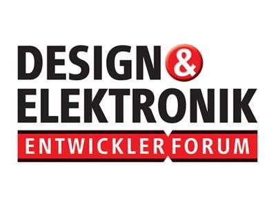 AR Deutschland stellt aus auf DESIGN&ELEKTRONIK Entwicklerforum