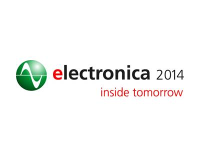 AR Deutschland auf der electronica 2014