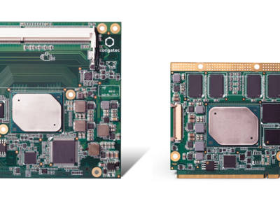 Congatec stellt neue Qseven und COM Express Compact Module auf Basis der neuen Intel Low-Power Prozessoren vor (Codename Apollo Lake)