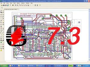 Neue EAGLE-Version 7.3