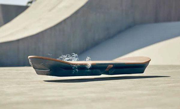 Smoke on the Hoverboard: Schweben mit Lexus