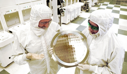 Erstes funktionierendes IC in 7-nm-Technik