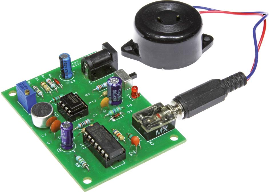 Projekt-Nr. 43: Elektronisches Ohr