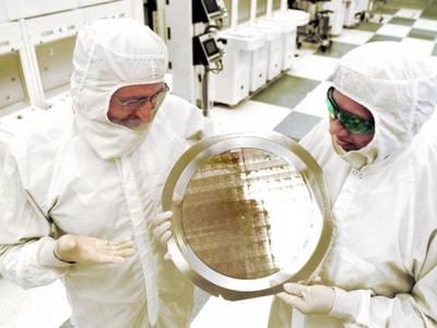 Erstes funktionierendes IC in 7-nm-Technik