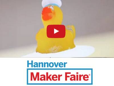Maker Faire Hannover 2016 – Faire mit Flair