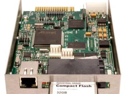 Floppy-Drive-Emulator für alte Computer