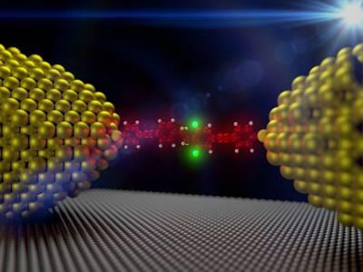 Dioden aus nur einem Molekül