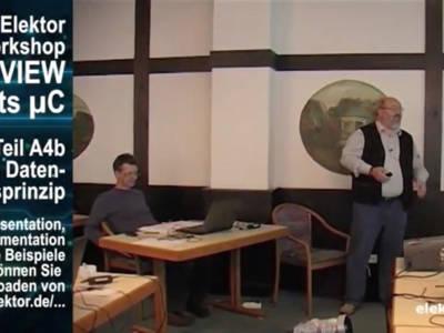 """Gratis für Elektor-Leser: Videokurs """"LabVIEW"""" (Teil 4)"""