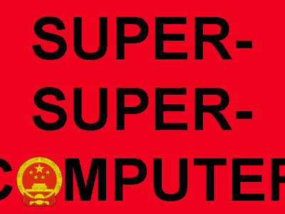 China plant den Super-Super-Computer