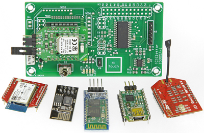 Neues Webinar von Elektor/element14: Android I/O-Board!