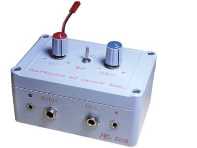 Projekt-Nr. 51: Headset-Tester
