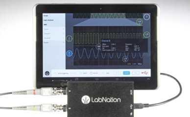 SmartScope: das besondere Multi-Plattform-USB-Oszilloskop