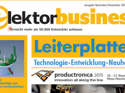 "ElektorBusiness ""Leiterplatten"" (2015)"