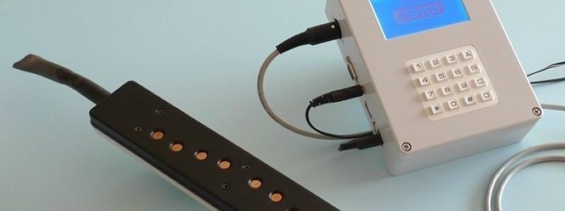 Elektronisches Blasinstrument im Selbstbau