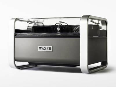 WAZER: Desktop-Wasserstrahlschneidemaschine